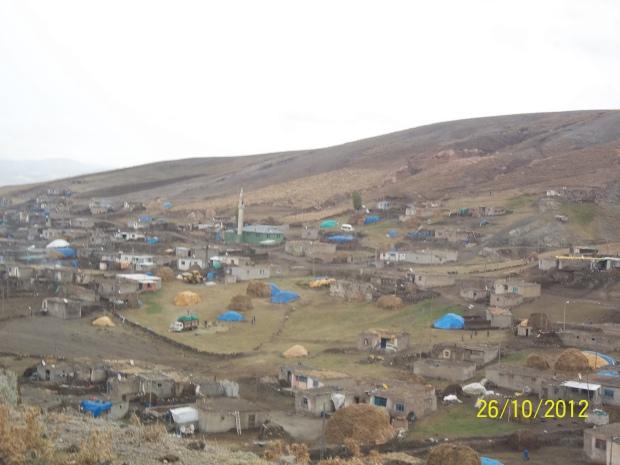 un villaggio curdo