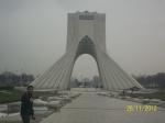 monumento de Azadi, Theran