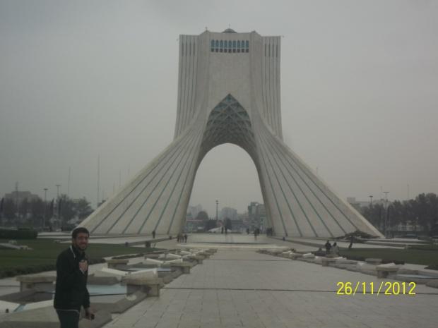 monumento di Azadi, Theran