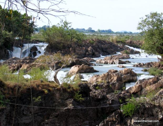 cascate di Khone phapheng, Laos del sud