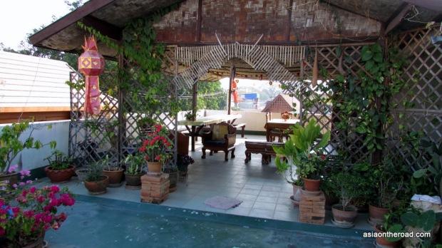 terrazza della guest house